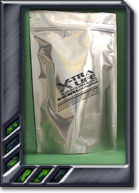 1 Lb Bag X-Tra Life Endurance Energy Snack